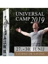 UNIVERSAL CAMP - spiritualni kamp 2019